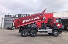 La solución a medida de Renault Trucks se llama K