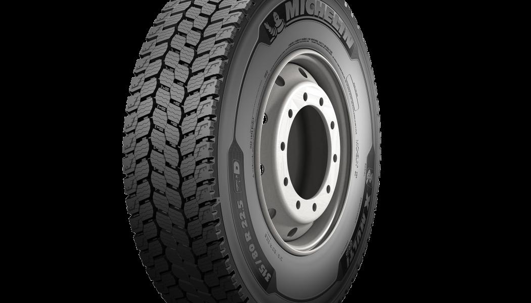 Michelin presenta el neumático X MULTIGRIP para condiciones invernales severas